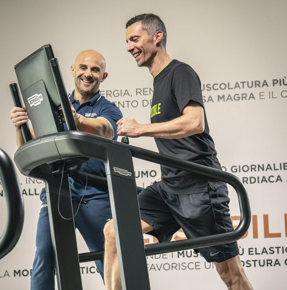 personal trainer palestra
